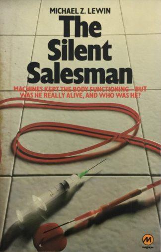 The Silent Salesman (1980) by Michael Z. Lewin