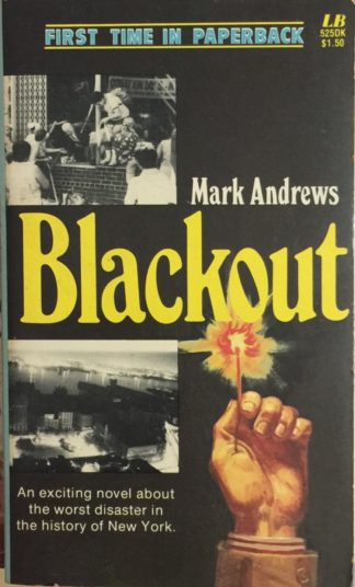 Blackout (1978) by Mark Andrews