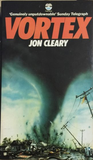 Vortex (1979) by Jon Cleary