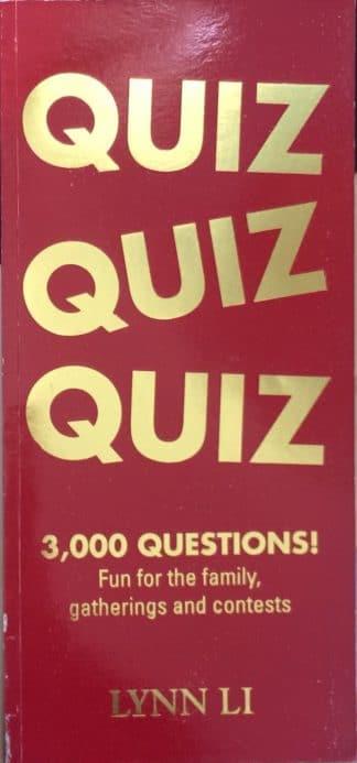 Quiz Quiz Quiz by Lynn Li