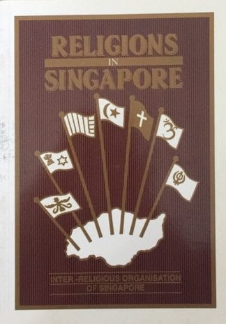 Religions in Singapore by Inter-Religious Organisation of Singapore