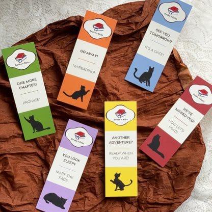 Classic Design Bookmarks (Set of 6)