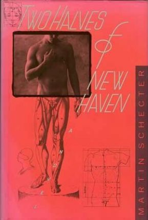 Two Halves Of New Haven (First Edition Hardcover) by Martin Schecter