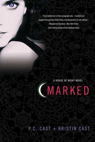 Marked by P. C. Cast