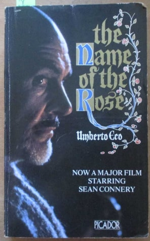 The Name of the Rose (1984) by Umberto Eco