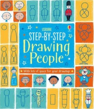 Drawing People (Usborne Step-by-Step)