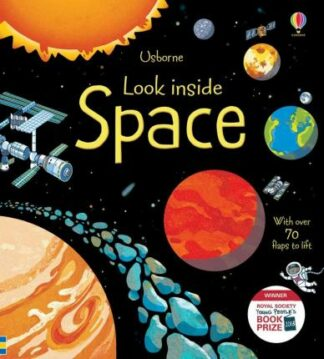 Look Inside: Space (Lift-the-Flap)