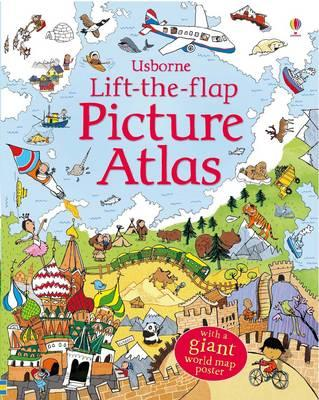 Picture Atlas (Lift-The-flap)
