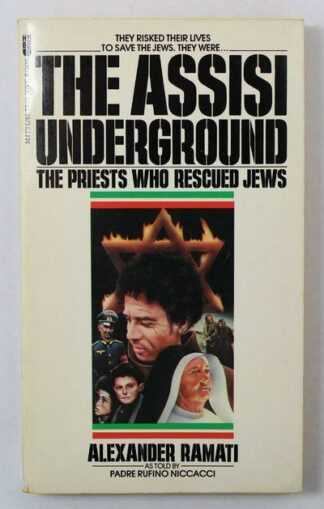 The Assisi Underground: The Priests Who Rescued Jews (1978) by Alexander Ramati