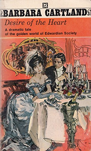 Desire of the Heart (1968) by Barbara Cartland