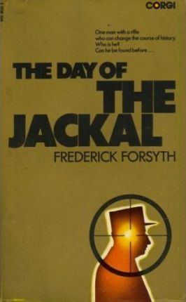 The Day of the Jackal (1973) by Frederick Forsyth