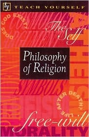 Teach Yourself Philosophy Of Religion by Mel Thompson