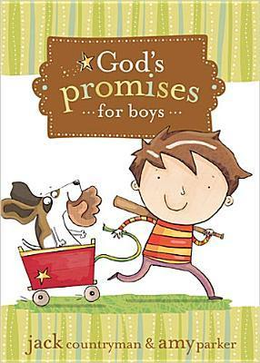 God's Promises for Boys by Jack Countryman, Amy Parker