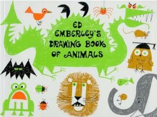 Ed Emberley's Drawing Book of Animals by Ed Emberley