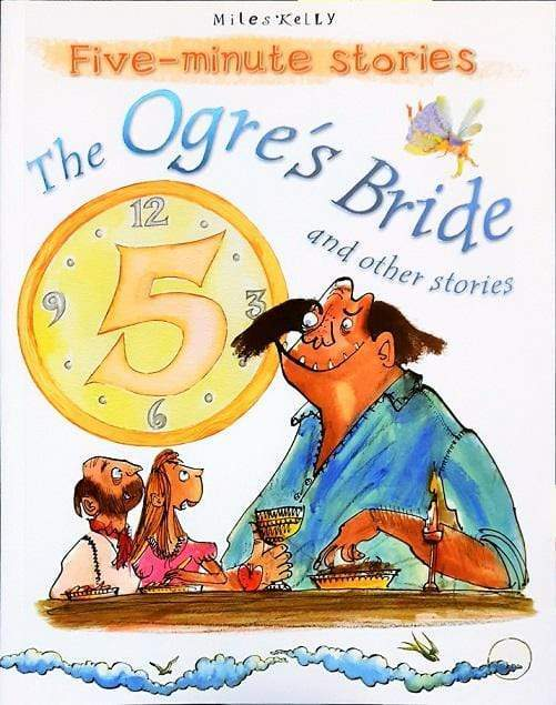 1149210 The Ogres Bride and other stories (Five-minute Stories) books secondhand booksnbobs booksto