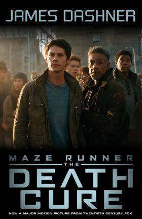 The Death Cure (Maze Runner #3) by James Dashner