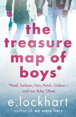 The Treasure Map of Boys by E. Lockhart