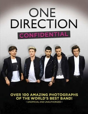 One Direction: Confidential by Malcom Croft