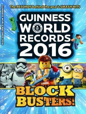 Guinness World Records 2016: Blockbusters by Guinness World Records
