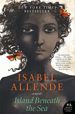 Island Beneath the Sea by Isabel Allende