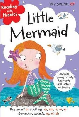 Little Mermaid (Reading with Phonics) by Nick Page