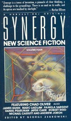 Synergy: New Science Fiction Volume 4 by George Zebrowski