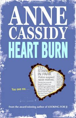Heart Burn by Anne Cassidy