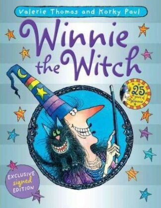 Winnie the Witch (Signed Edition) by Valerie Thomas, Korky Paul