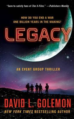 Legacy by David Lynn Golemon