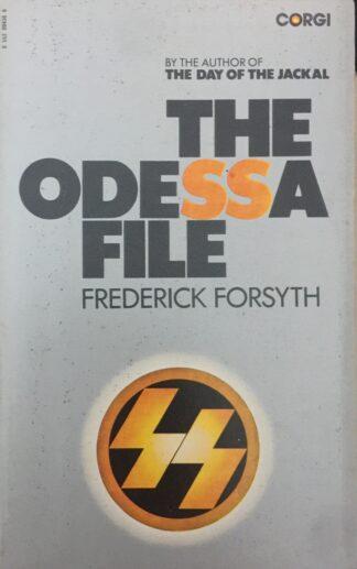 The Odessa File (1978) by Frederick Forsyth
