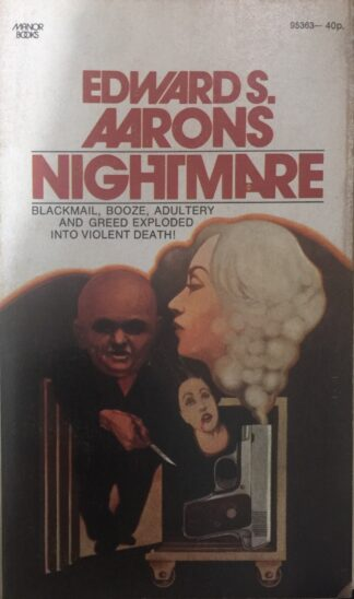 Nightmare (1974) by Edward S. Aarons