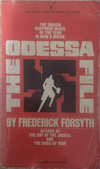 The Odessa File (1974) by Frederick Forsyth