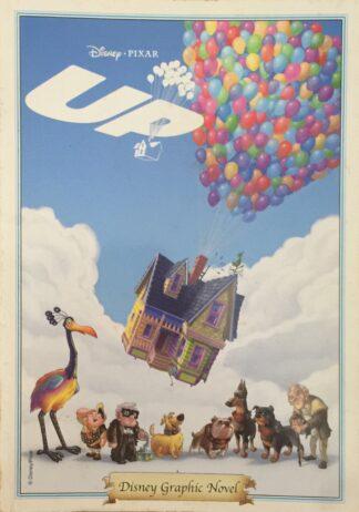 Up: Disney Graphic Novel