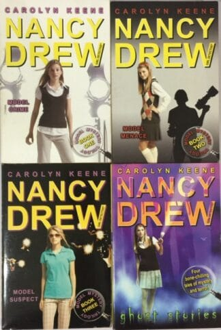 Nancy Drew Mysteries (Four-book Set) by Carolyn Keene