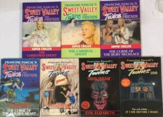 Sweet Valley Twins Super Chillers (Seven-book Set) by Francine Pascal