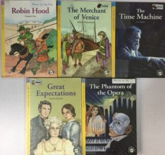 Compass Classic Readers (Five-book Set)