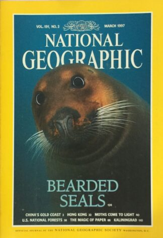 National Geographic March 1997
