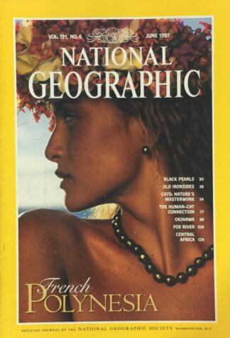 National Geographic June 1997