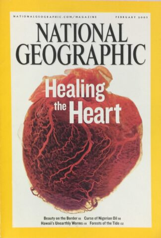 National Geographic February 2007