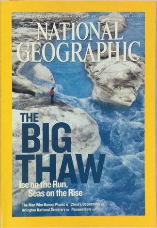 National Geographic June 2007