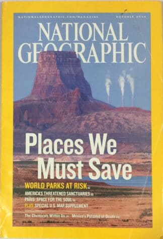 National Geographic October 2006