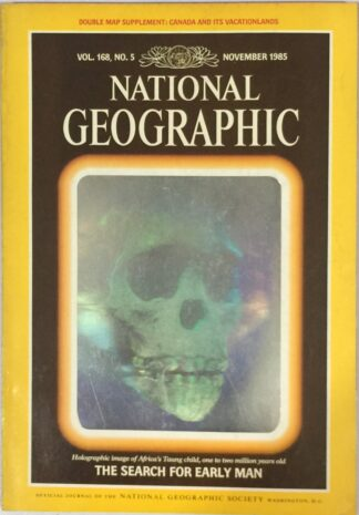 National Geographic November 1985