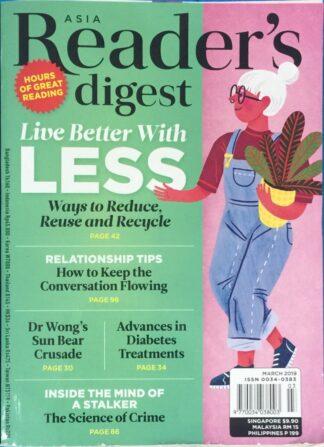 Reader's Digest March 2019