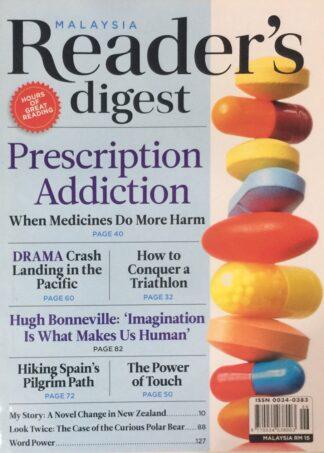 Reader's Digest June 2017