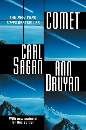 Comet by Carl Sagan, Ann Druyan