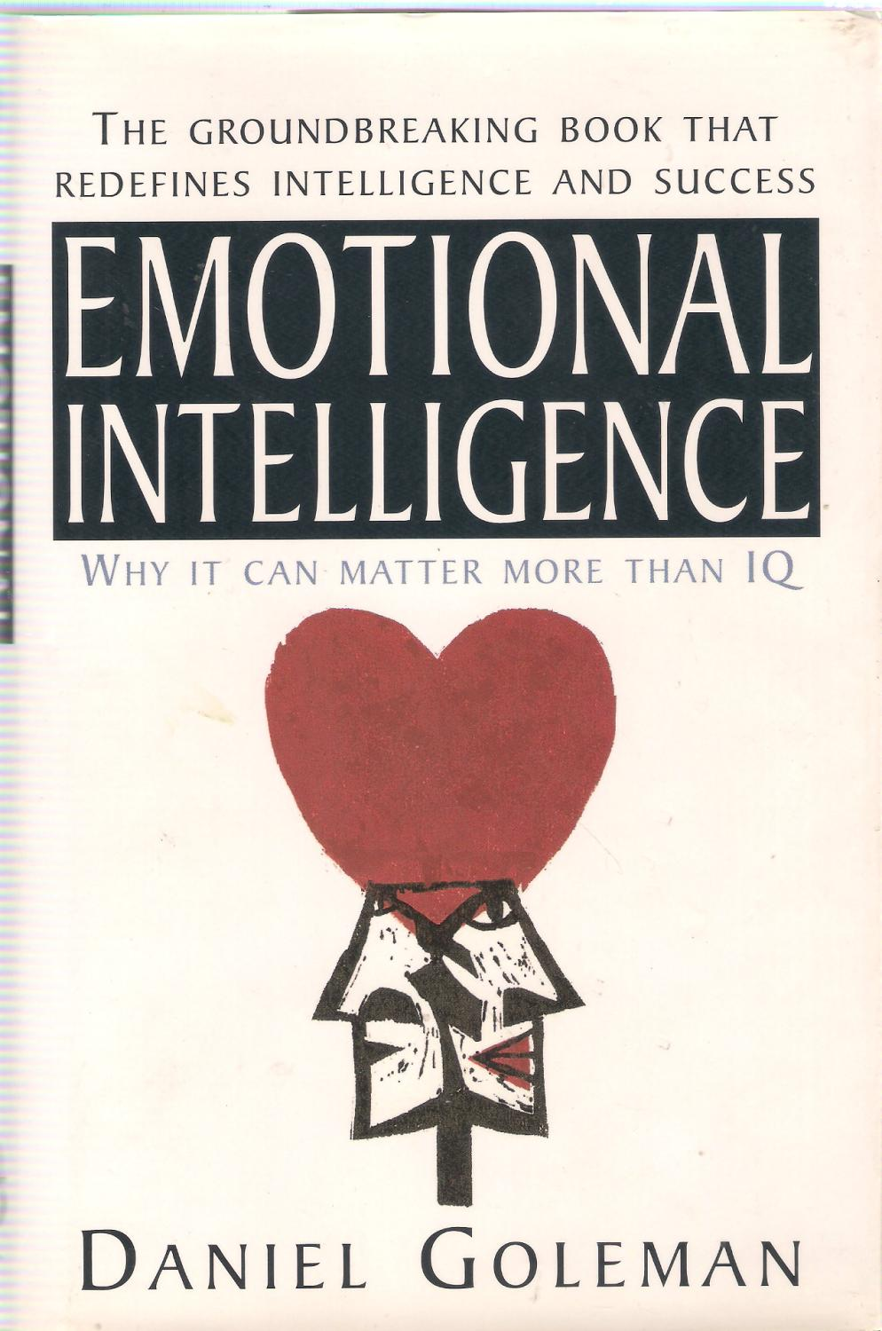 1095135 Emotional Intelligence Why It Can Matter More Than IQ books secondhand booksnbobs bookstore