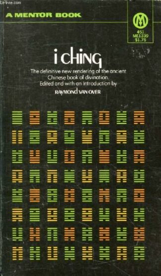 I Ching (1971) by Raymond Van Over