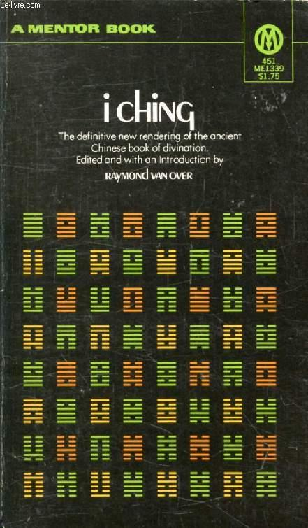 1095890 I Ching (1971) books secondhand booksnbobs bookstore malaysia