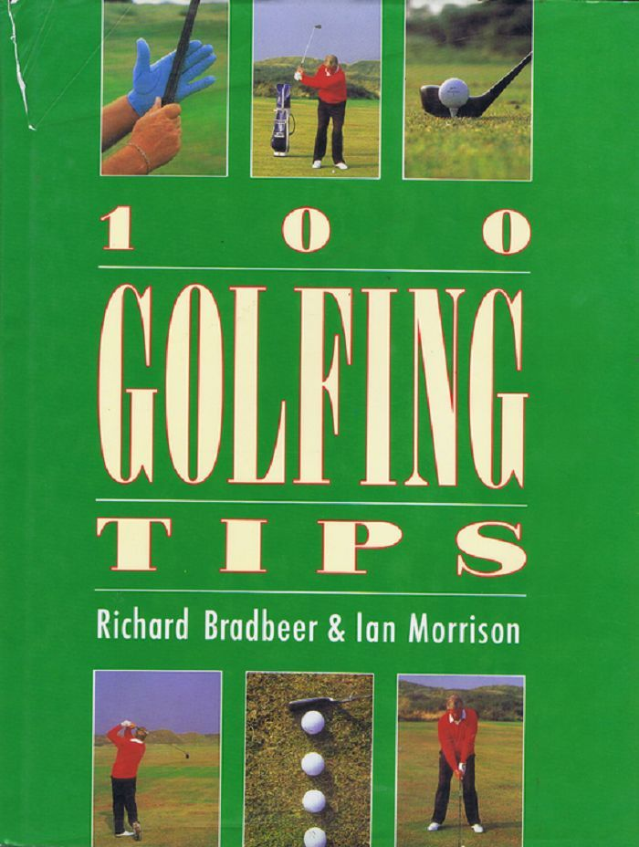 1105643 100 Golfing Tips books secondhand booksnbobs bookstore malaysia