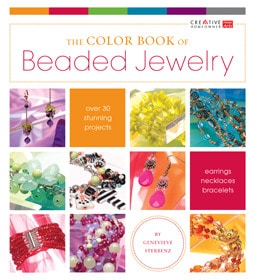 The Color Book of Beaded Jewelry by Genevieve Sterbenz
